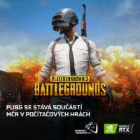 PUBG se stává součástí letošního MČR v počítačových hrách