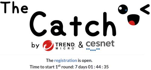 Byly spuštěny registrace do hackerské soutěže The Catch