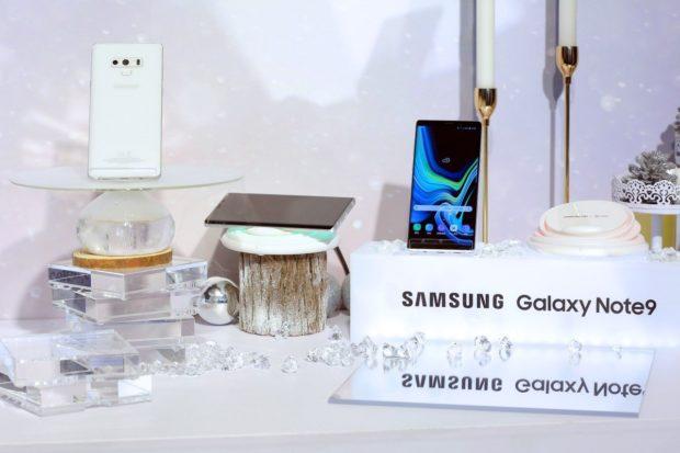 Samsung zahujuje prodej bílé verze Galaxy Note 9