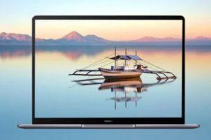 Nový Huawei Matebook 13 je fešák, mrkněte se
