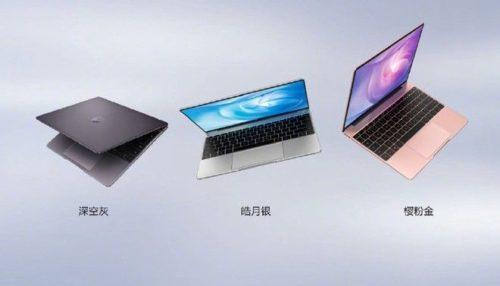 Nový notebook od Huawei se jmenuje MateBook 13