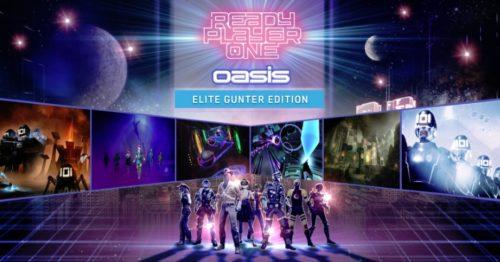 Virtuální hra Ready Player One: Oasis získává nový obsah
