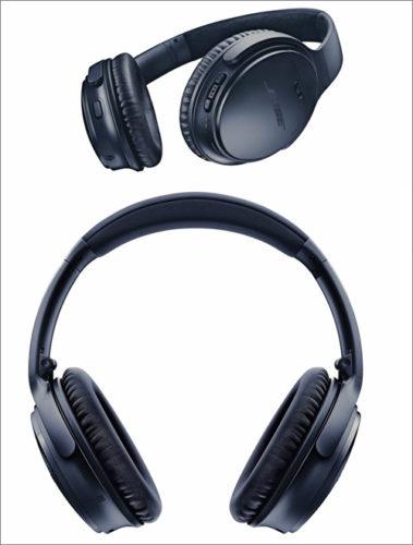 O slovo se hlásí limitovaná edice sluchátek QuietComfort 35 II Tripple Midnight