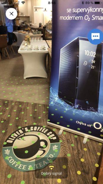 O2 představilo funkci, díky které uvidíte sílu signálu vaší Wi-Fi