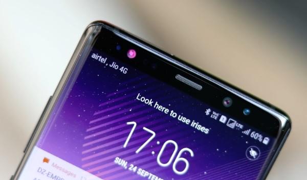 Samsung Galaxy S10 dostane čtečku otisků prstů v displeji