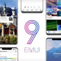 Smartphony Huawei a Honor dostávají EMUI 9.0 s Androidem Pie