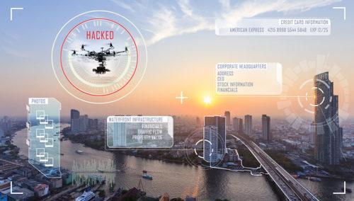 Majitelé dronů DJI byli vystaveni nebezpečné chybě