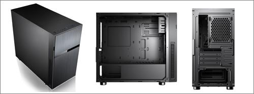 Počítačová skříň Evolveo M3 klade důraz na odhlučnění