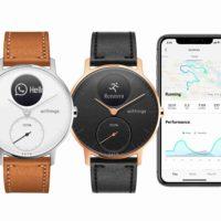 Nová aktualizace vylepšuje chytré hodinky Withings Steel HR