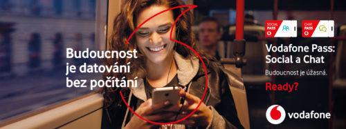 Vodafone Pass přichází v nové denní verzi
