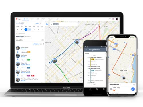 Sygic Travel přidává veřejnou dopravu do aplikace a na web