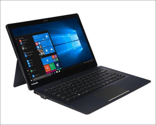Příští měsíc dorazí odnímatelný notebook Portégé X30T