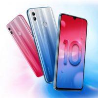 Honor 10 Lite je dobře vybavený fešák s nejnovějším Androidem