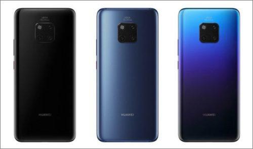Huawei Mate 20 Pro v prodeji! Konkurenci nadělá pořádné vrásky