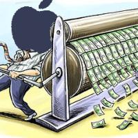 Apple znovu vydělal miliardy dolarů, prodeje iPhonů ale začínají klesat