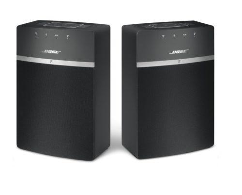 Na trh se vrací dvojité balení Bose SoundTouch 10
