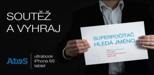 Pomozte vybrat jméno pro nový český superpočítač