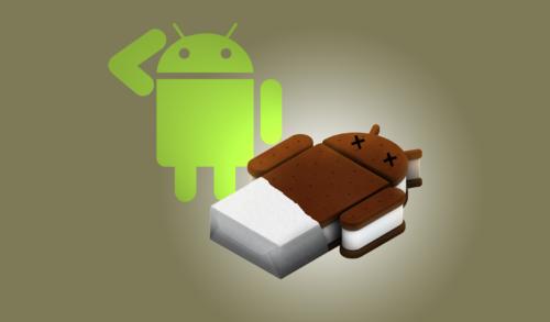 Zařízení s Androidem Ice Cream Sandwich přijdou o podporu Play Store