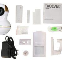 Promluvte si se zlodějem přes IP kameru Evolveo Securix ovládanou chytrým telefonem