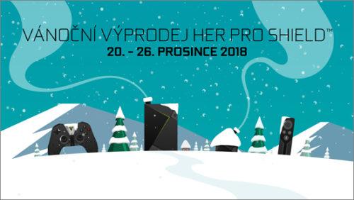 Přehled vánočných slev her pro Nvidia Shield TV