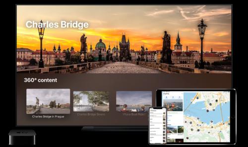 Sygic spouští aplikaci pro platformu Apple TV