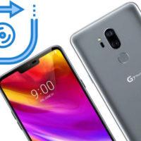 Po poslední aktualizaci LG G7 ThinQ smartphone přestane fungovat