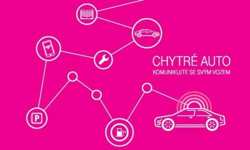 Chytré auto od T-Mobile oslavilo v Česku druhé narozeniny