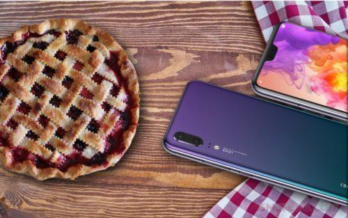 Pro telefony Huawei P20, P20 Pro a Mate 10 je dostupný Android 9.0 Pie