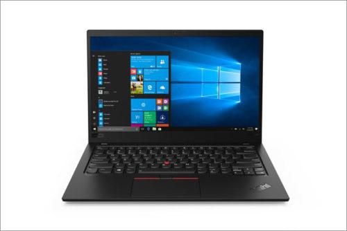 CES: Lenovo představilo novou generaci notebooku ThinkPad X1 Carbon