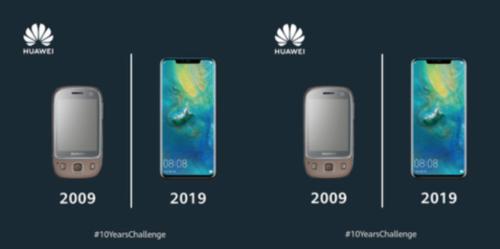 Za 10 let se Huawei katapultoval mezi největší výrobce smartphonů na světě