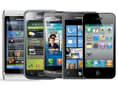 Češi staré telefony stále příliš nerecyklují