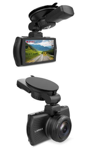 Velmi dobře vybavená autokamera Lamax C9 v prodeji