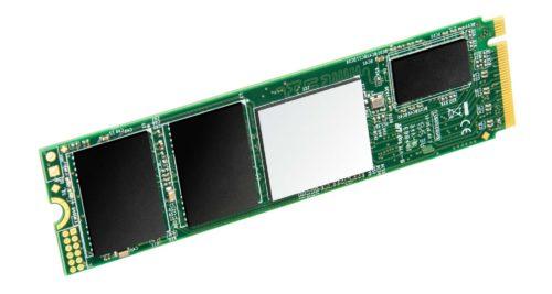 Transcend MTE220S je NVMe SSD pro náročné