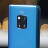 Huawei Mate 20 Pro je oficiálně nejlepší fotomobil na světě!