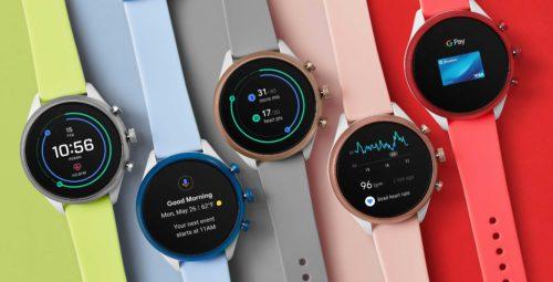 Google kupuje výrobce hodinek Fossil