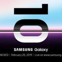 Víme, kdy Samsung představí špičkové smartphony Galaxy S10