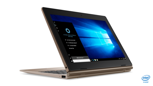 Lenovo IdeaPad D330 nabízí výkon notebooku v těle tabletu