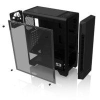 V Česku se začínají prodávat počítačové skříně Zalman S2 a S3