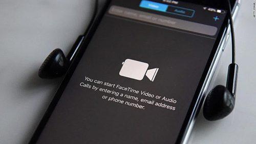 Aplikace FaceTime v telefonech iPhone odposlouchává uživatele