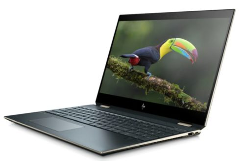 HP Spectre 15 x360 zaujme AMOLED displejem