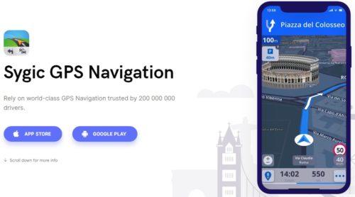 Nová funkce pro Sygic GPS Navigation nabízí užitečné ukazatele
