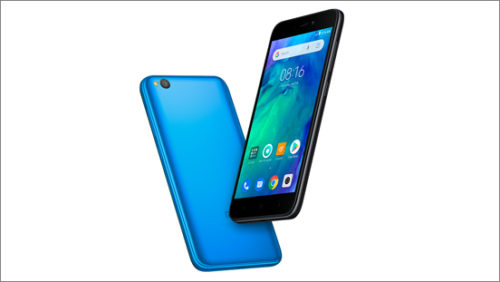 Xiaomi v ČR nabízí svůj první chytrý telefon s Androidem Go