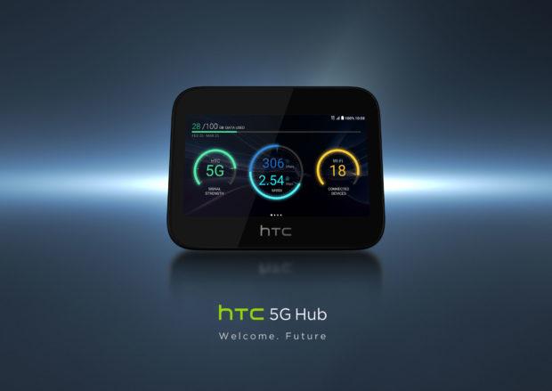 HTC 5G Hub otevírá bránu streamované virtuální realitě