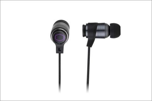 Cooler Master MH710 a MH703: špuntová sluchátka pro hráče