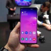 Samsung představil špičkové smartphony Galaxy S10e, S10 a S10+