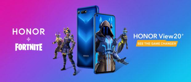 Honor Gaming+ navýší výkon smartphonu Honor View 20