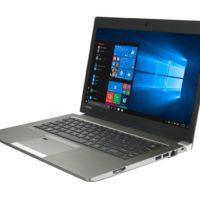 Firemní notebooky Toshiba Portégé Z30-E na našem trhu
