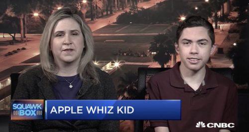 Apple odměnil chlapce, který našel chybu v aplikaci FaceTime