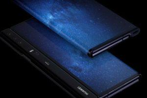 Huawei Mate X hraje svou vlastní ligu. Otevírá se jako kniha
