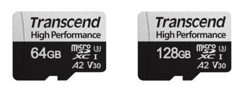 Transcend představil rychlé paměťové karty pro smartphony